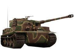 VsTank RC Tank Airsoft German Tiger I (L) Forest