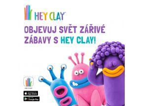 Vstup do světa zářivých barev kreativní zábavy s HEY CLAY!