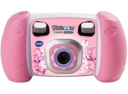 VTech Kidizoom Connect fotoaparát - růžový