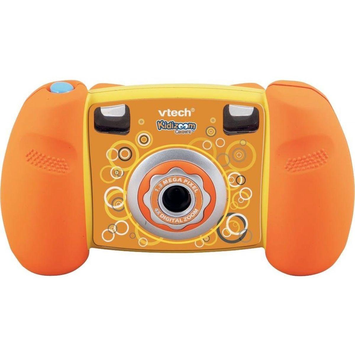 VTech Kidizoom fotoaparát - oranžový
