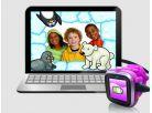 VTech Kidizoom Smart Watch - růžové 5