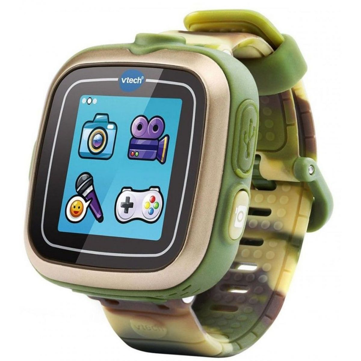 Vtech Kidizoom Smart Watch DX7 maskovací