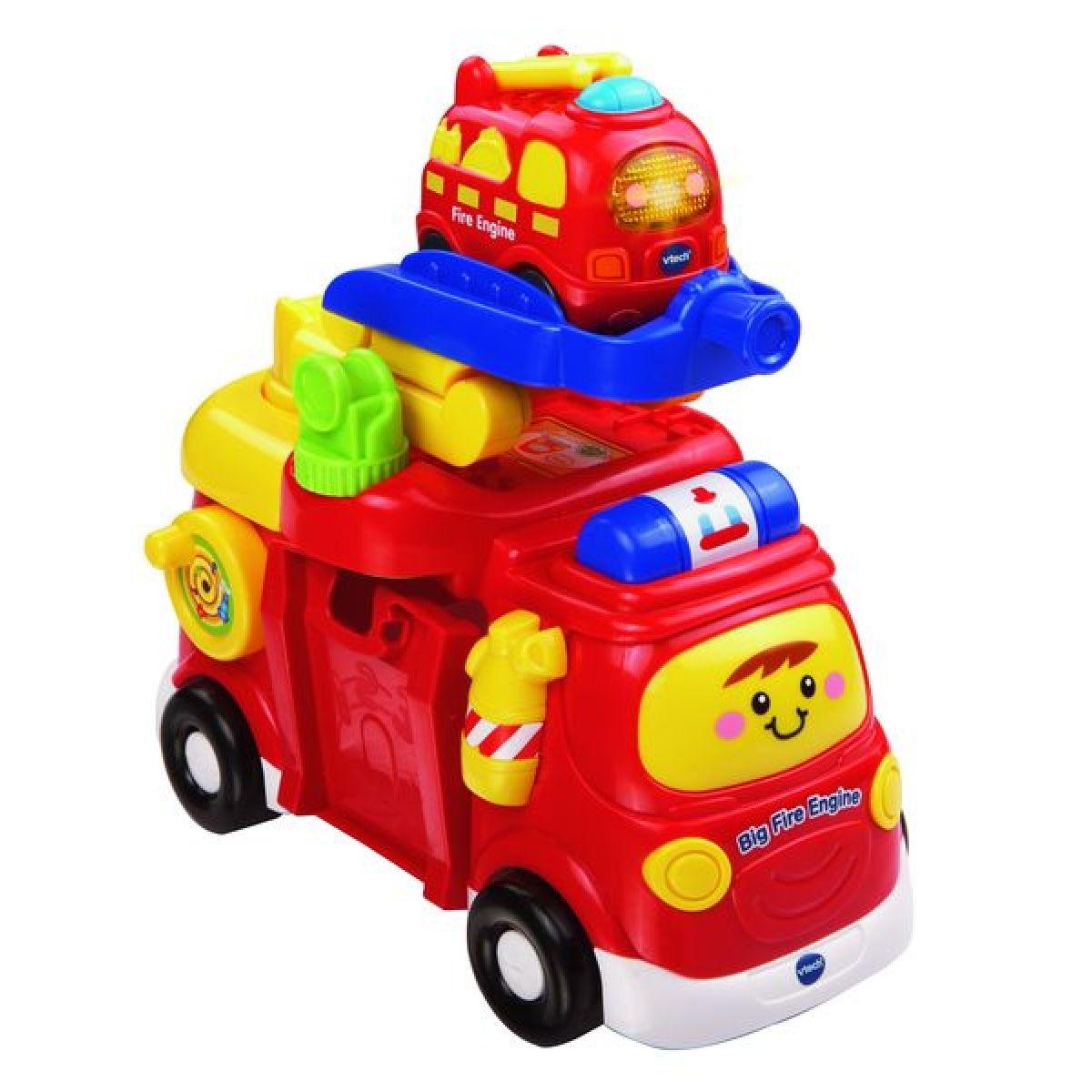 Vtech Tut Tut Veľké hasičské auto SK