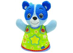 Vtech Usínáček Medvídek - modrý 22cm - Poškozený obal