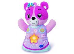 Vtech Usínáček Medvídek - růžový