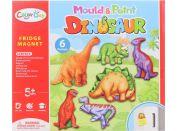 Výroba magnetů dinosauři