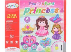 Výroba magnetů princezny