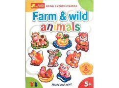 Výroba magnetů zvířata