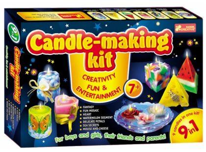 Výroba svíček Velká sada