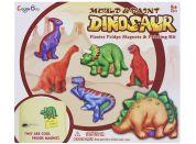 Výrobek ze sádry Dinosauři