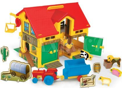 Wader Farmářský set
