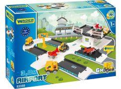 Wader Kid Cars 3D Letiště 3,8m