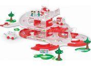 Wader Kid Cars 3D Nemocnice 3,1m