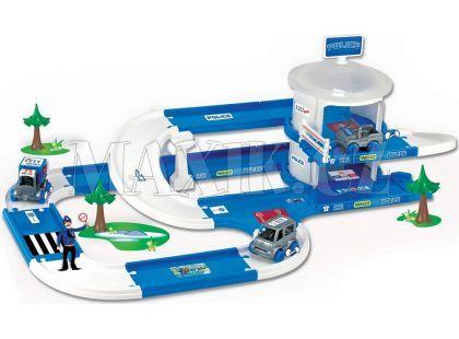 Wader Kid Cars 3D Policie 3,1m