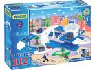 Wader Kid Cars 3D Policie 3,1m 4