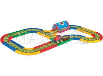 Wader Kid Cars Železnice 3,1m