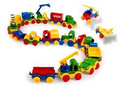 Wader Kid Cars