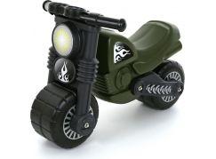 Wader Odrážedlo Motorbike vojenské