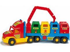 Wader Super Truck Popelářský vůz