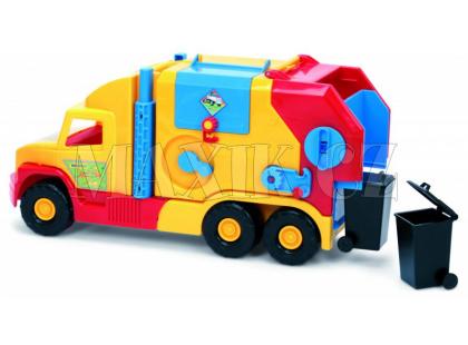 Wader Super Truck Popelářské auto krátké