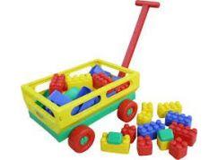 Wader stavebnice vozík Baby 34