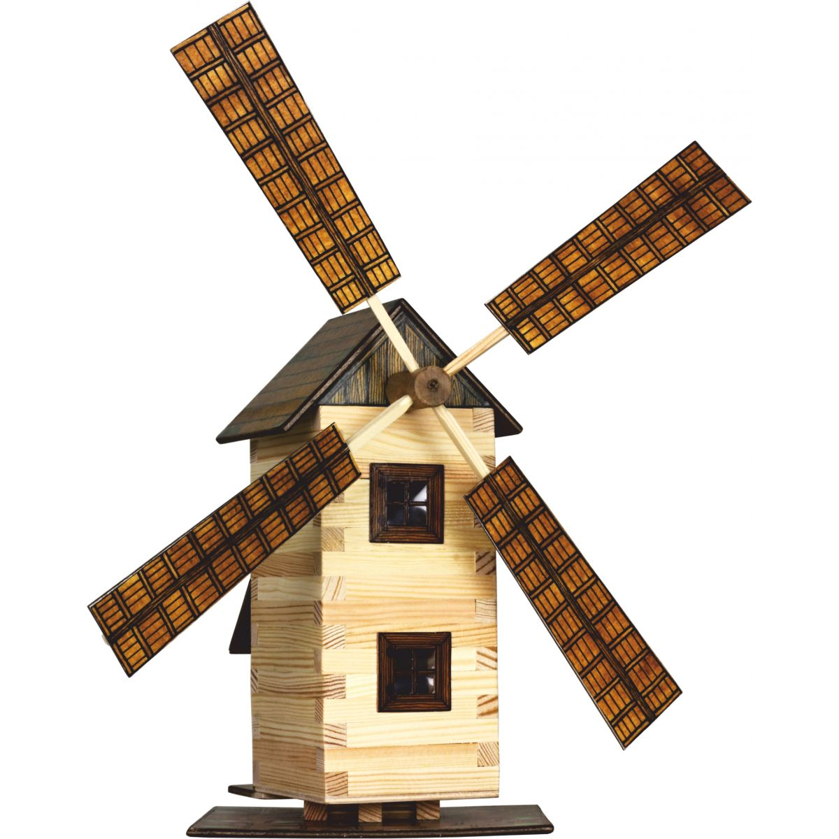 Walachia Větrný mlýn