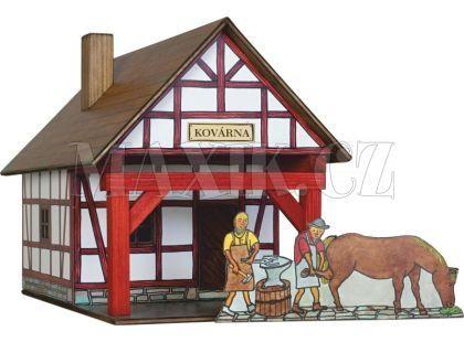 Walachia W38 Hrázděná kovárna