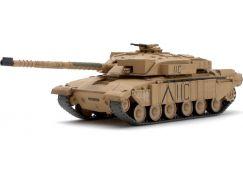 Waltersons RC Tank British MBT Challenger 1 Desert Yell 1/72