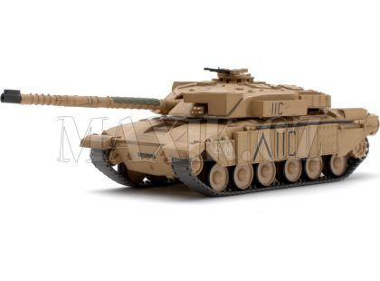 Waltersons RC Tank British MBT Challenger 1 Desert Yell 1/72