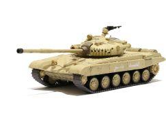 Waltersons RC Tank Russian T-72 M1 Desert Yellow 1/72