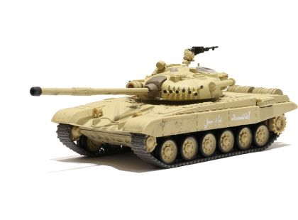 Waltersons RC Tank Russian T-72 M1 Desert Yellow 1/72