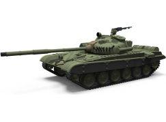 Waltersons RC Tank Serbia M-84 NATO Intervention 1996 - Poškozený obal