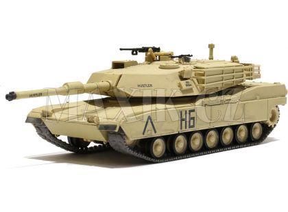 Waltersons RC Tank U.S. M1A1 Abrams Desert Yellow 1/72