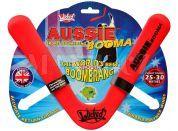 Wicked Aussie Booma Bumerang - Červený