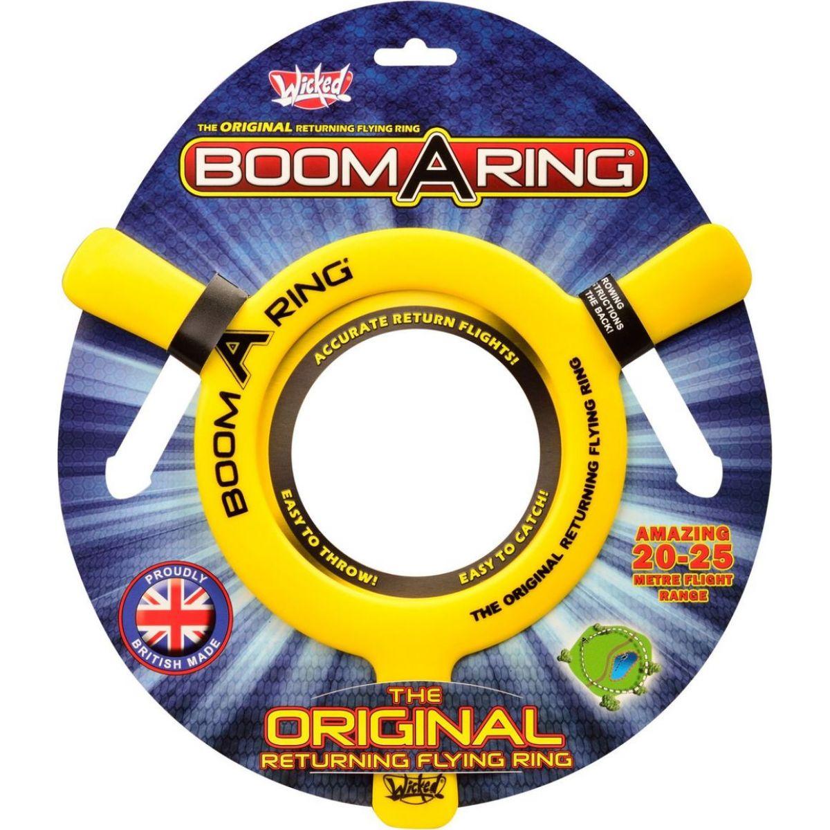 Wicked Boomaring Bumerang - Žlutý