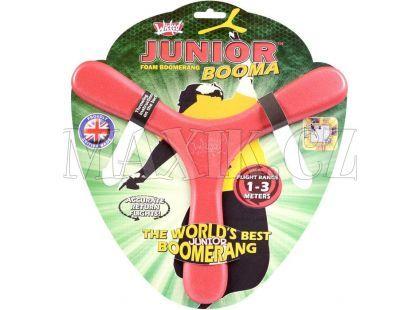 Wicked Junior Booma - Červená