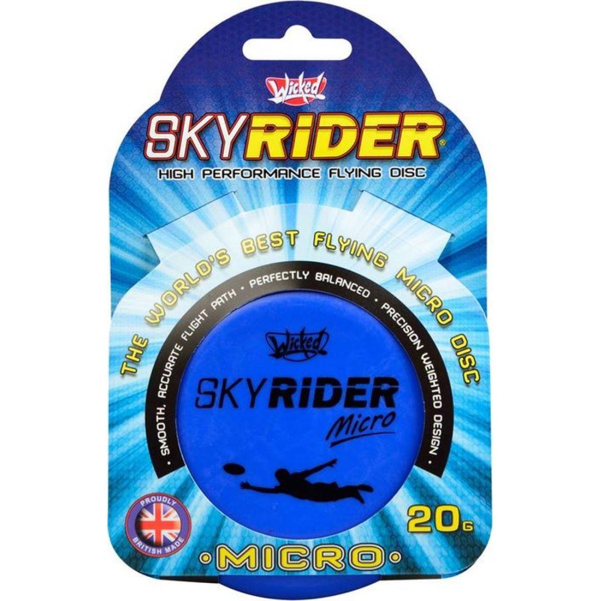 Wicked Sky Rider Micro - Modrá