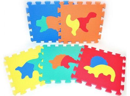 Wiky Pěnové puzzle Dinosauři 10ks