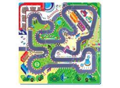 Wiky Pěnové puzzle Závodní dráha 9ks