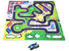 Wiky Pěnové puzzle Závodní dráha 9ks 2