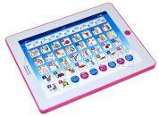 Wiky Tablet Maxi česko-anglický 26cm - Růžová