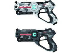 Wiky Territory Laser Game Double Maskáčová
