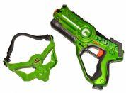 Wiky Territory Laser game Single - Zelená