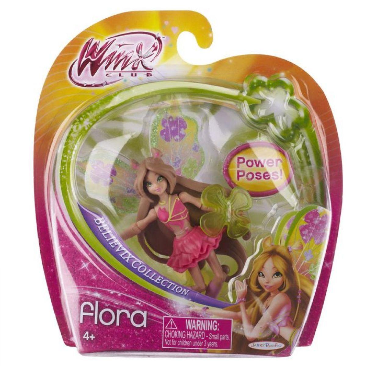 WinX Believix Action Dolls - Aisha