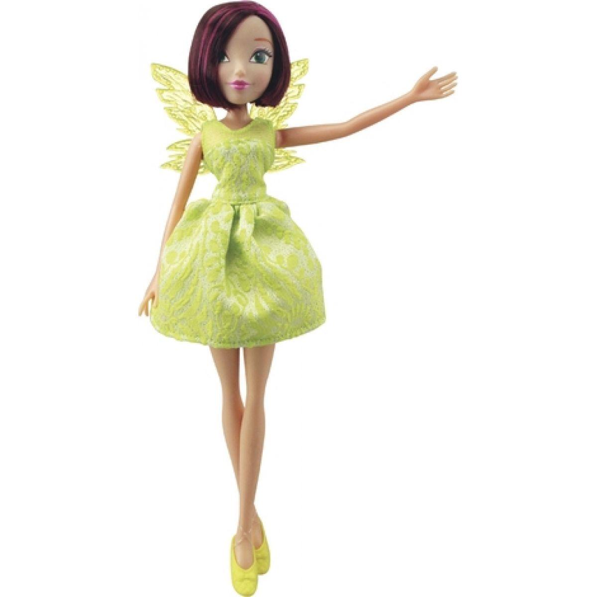 WinX Panenka Fairy Miss - Tecna