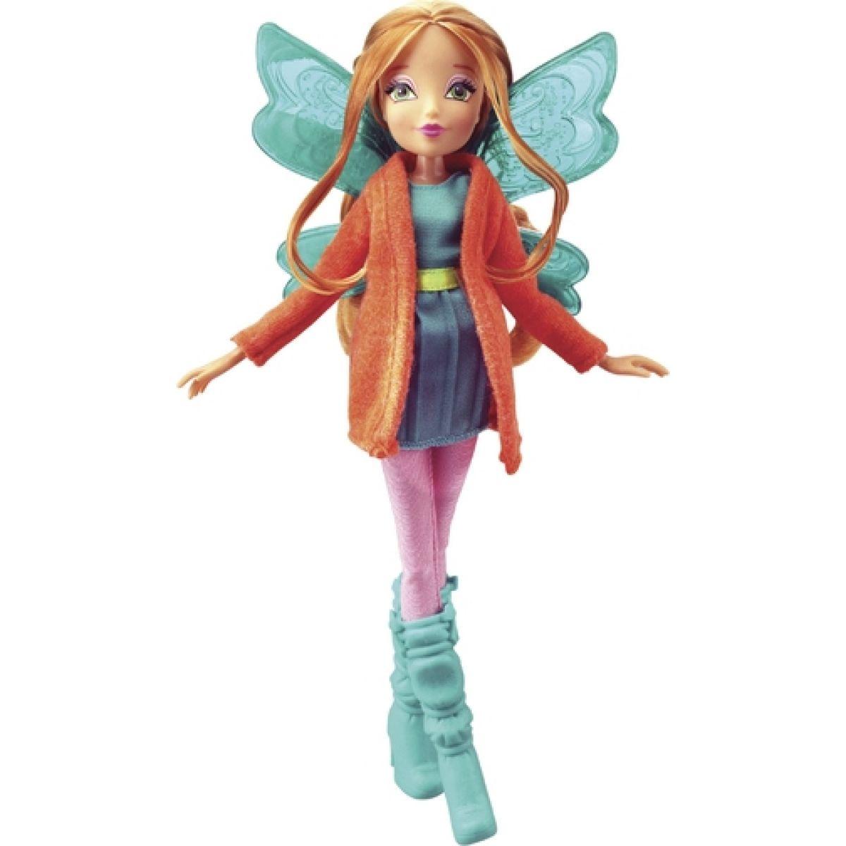 Winx Panenka Winter Magic - Flora