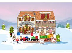 Woody Adventní kalendář - Poškozený obal
