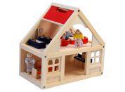 Woody Domeček pro panenky s příslušenstvím