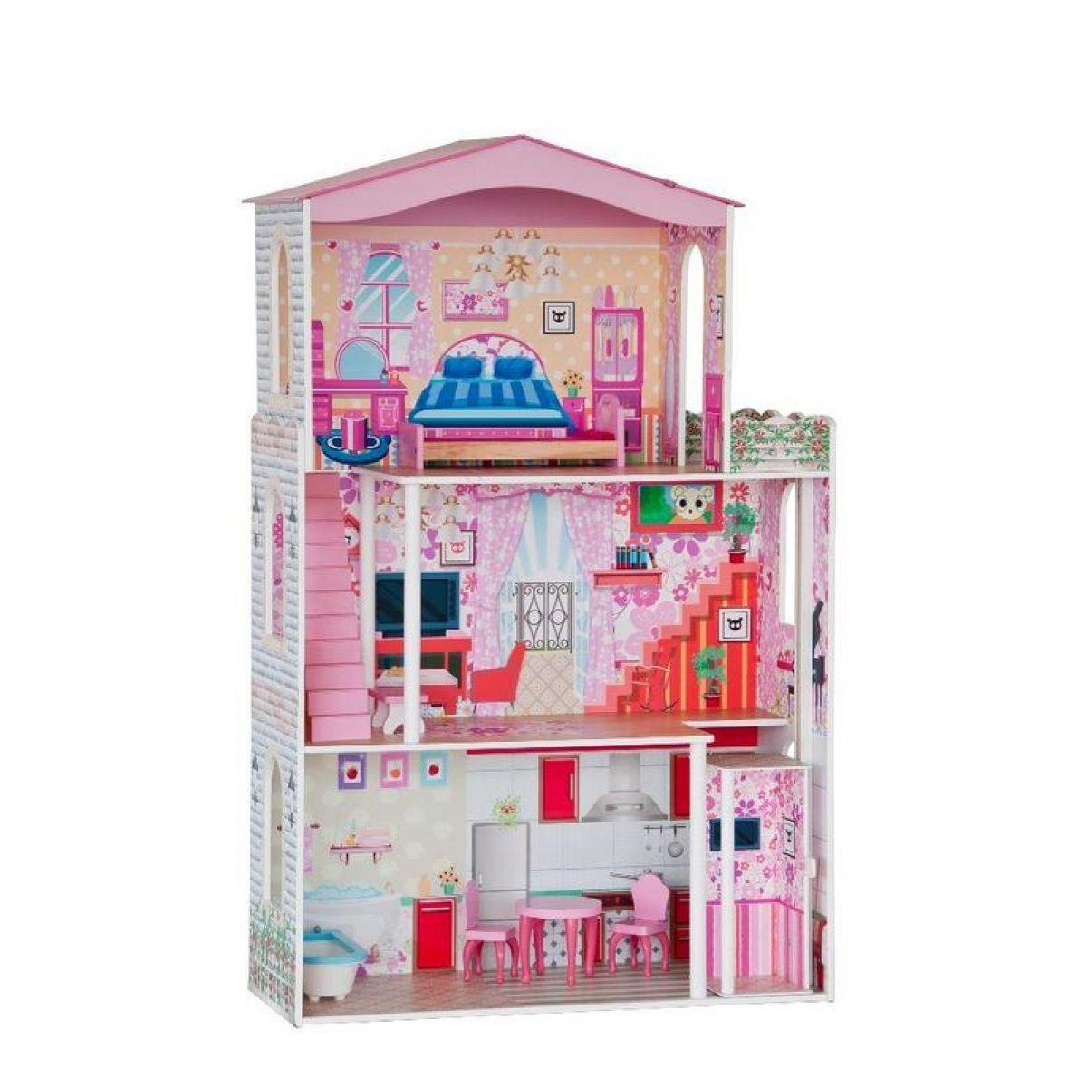 Woody Domeček velký 116cm
