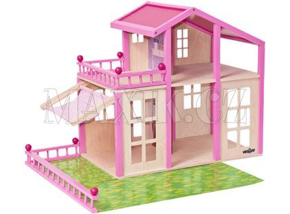 Woody Domeček pro panenky Britta